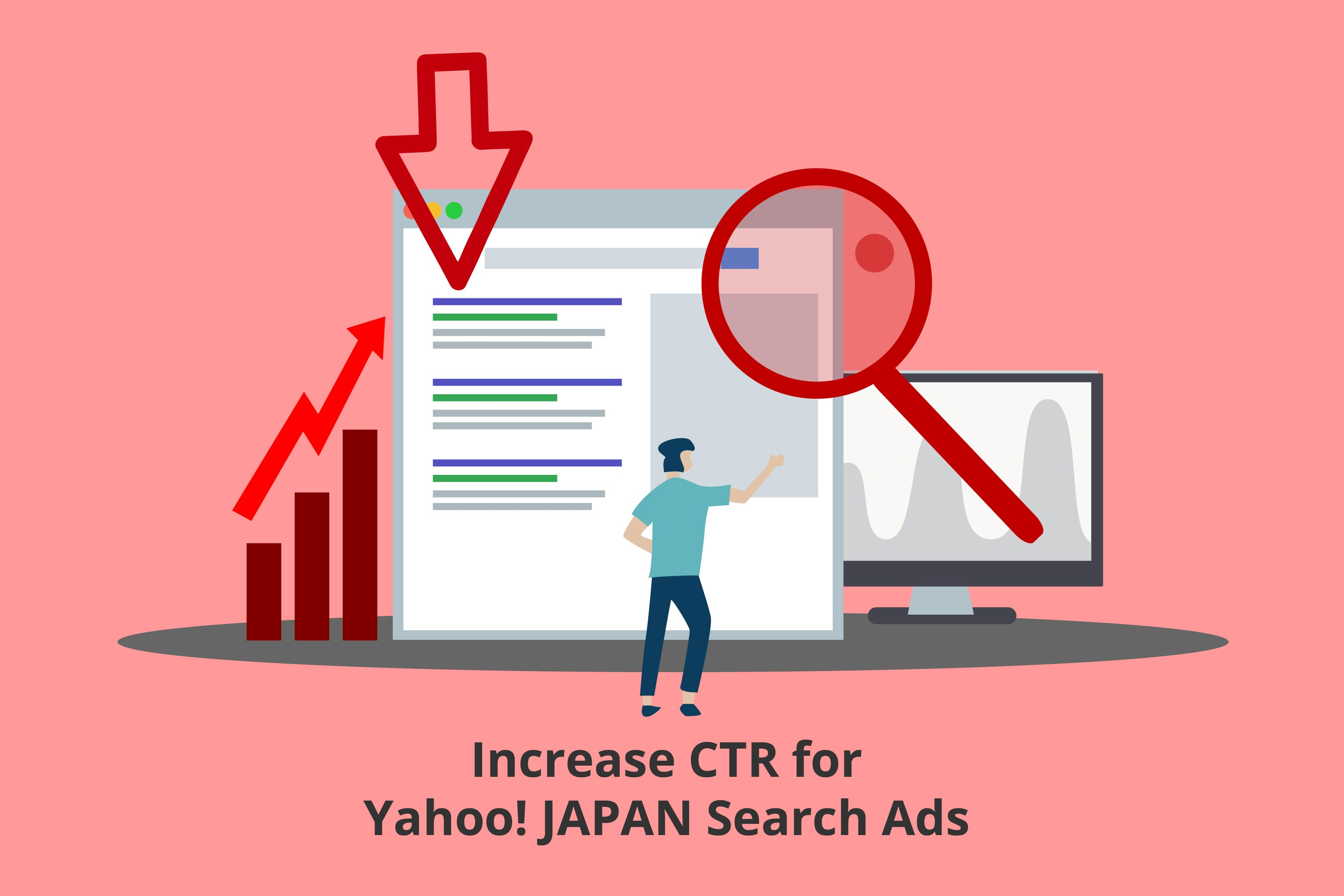 Increase CTR On Yahoo! JAPAN Search Ads - Digital Marketing For Asia