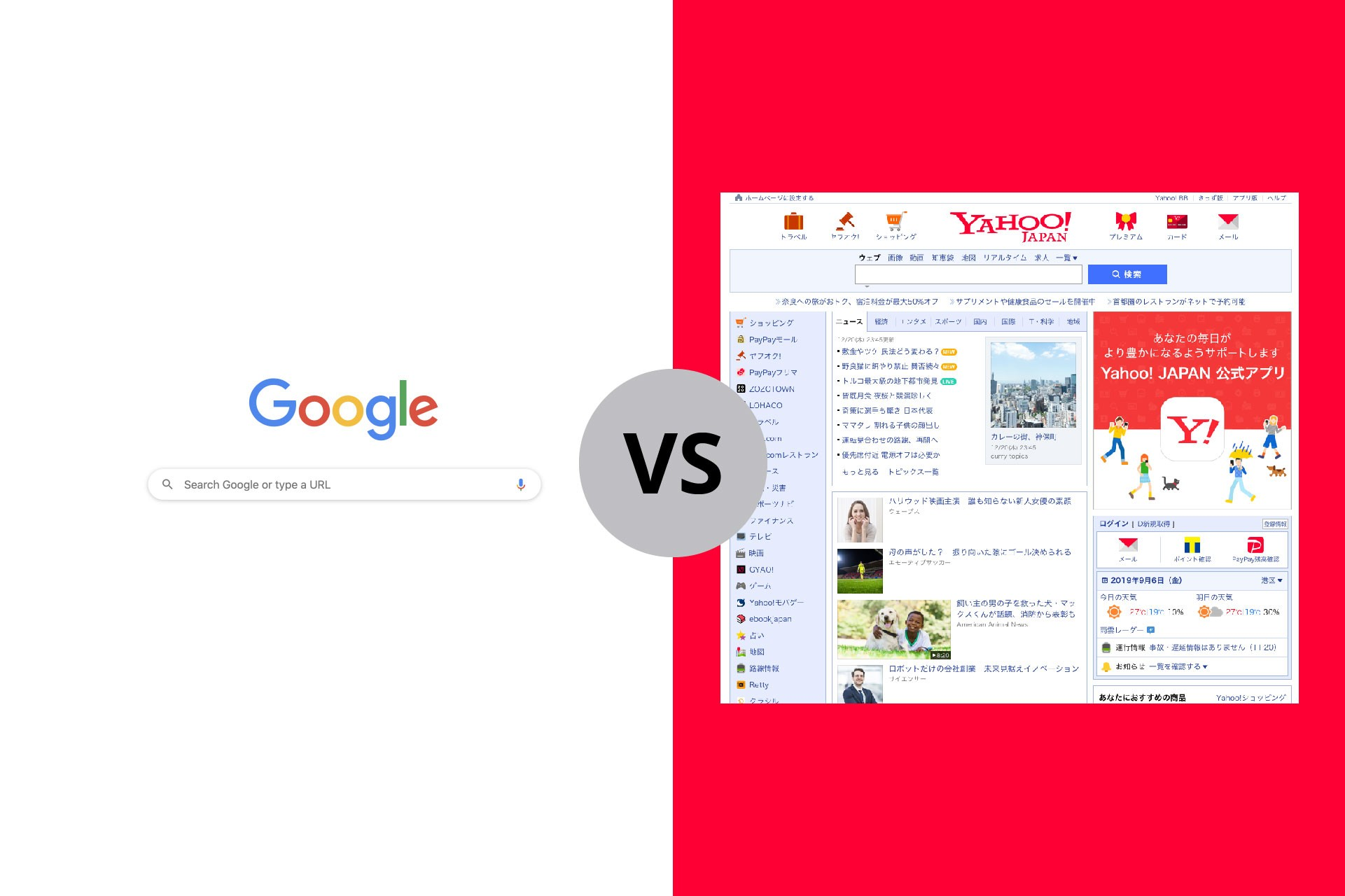 Google vs Yahoo! JAPAN - PPC in Japan - Digital Marketing For Asia