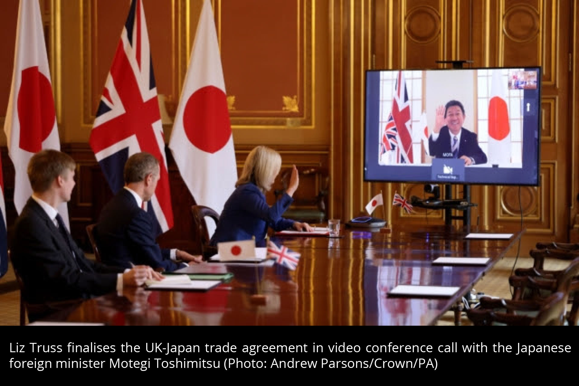 Britain's Historic Post-Brexit Trade Pact With Japan Offers Companies Incentives To Grow Their Market In Asia