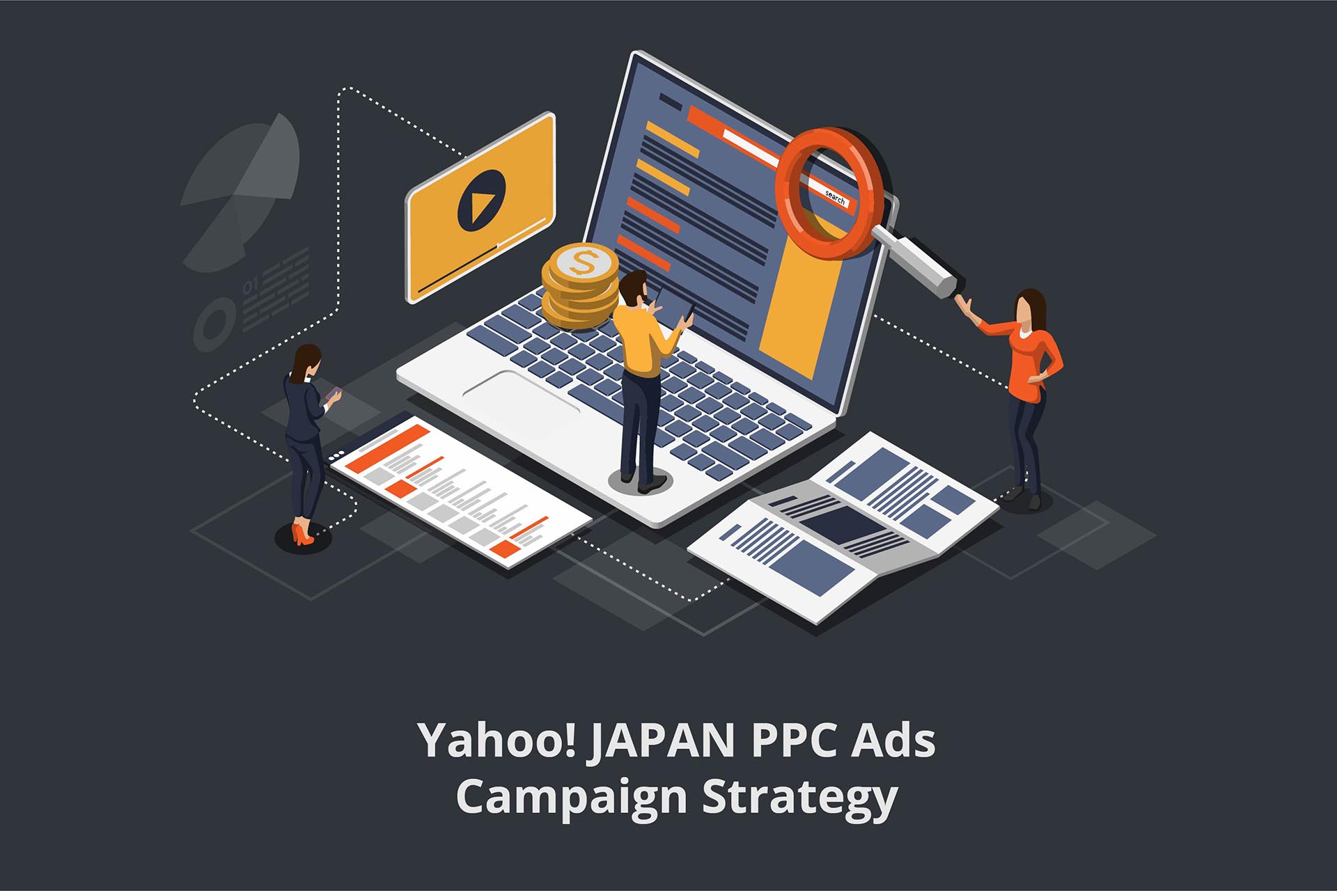 Yahoo! JAPAN PPC Ads Campaign Strategy - Digital Marketing For Asia