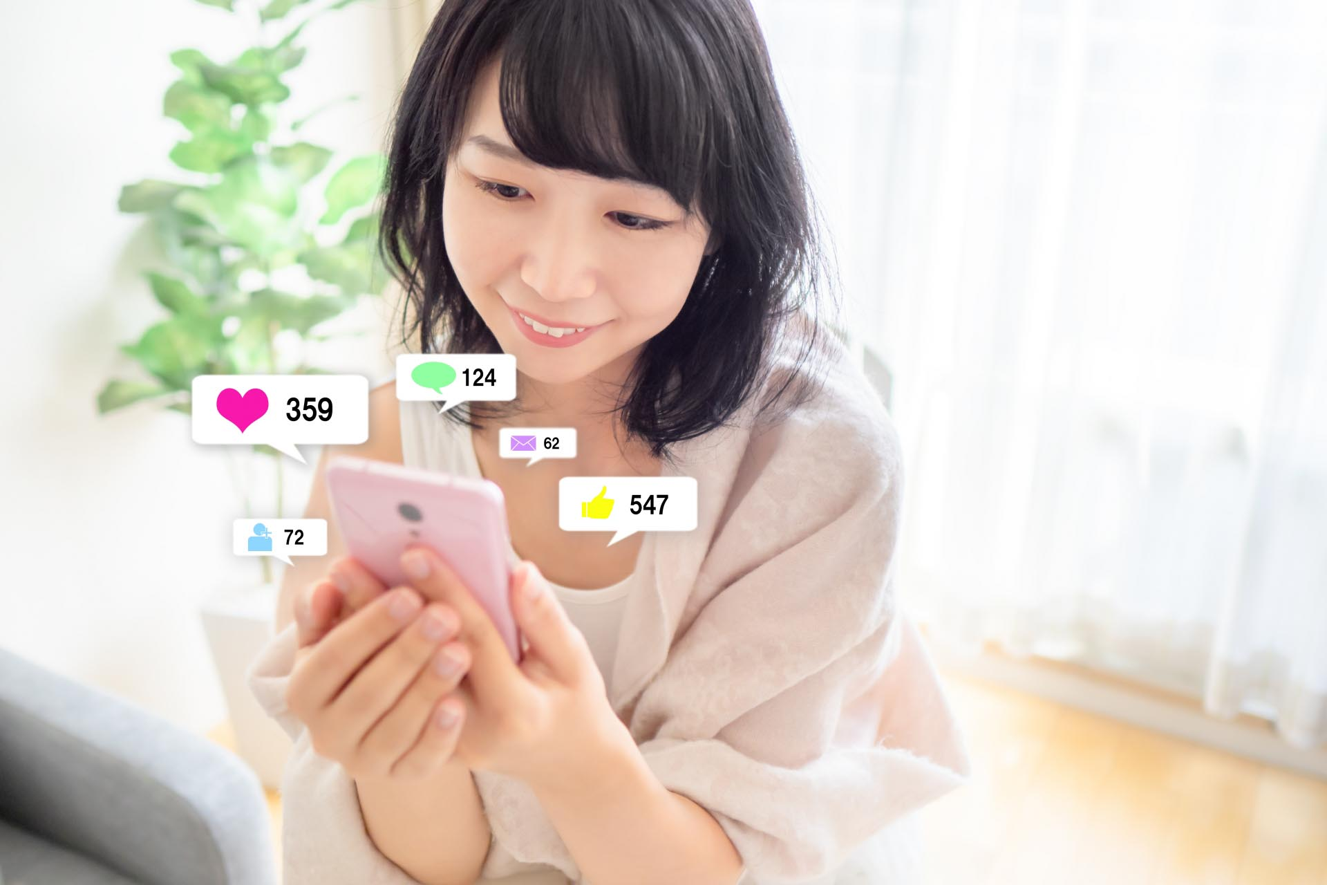 UI UX For Social Media Marketing In Japan