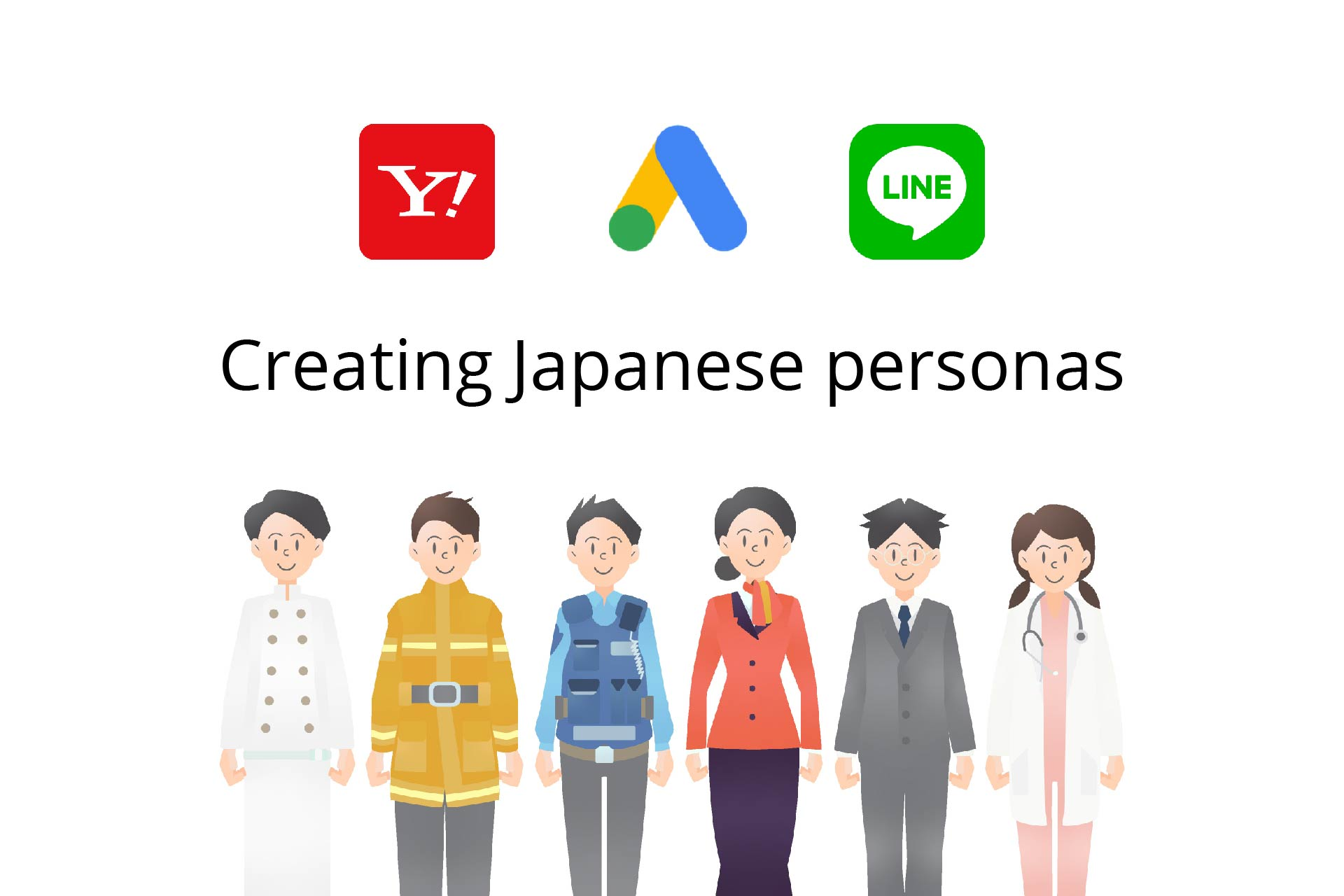 Personas For Online Campaigns In Japan - Digital Marketing For Asia