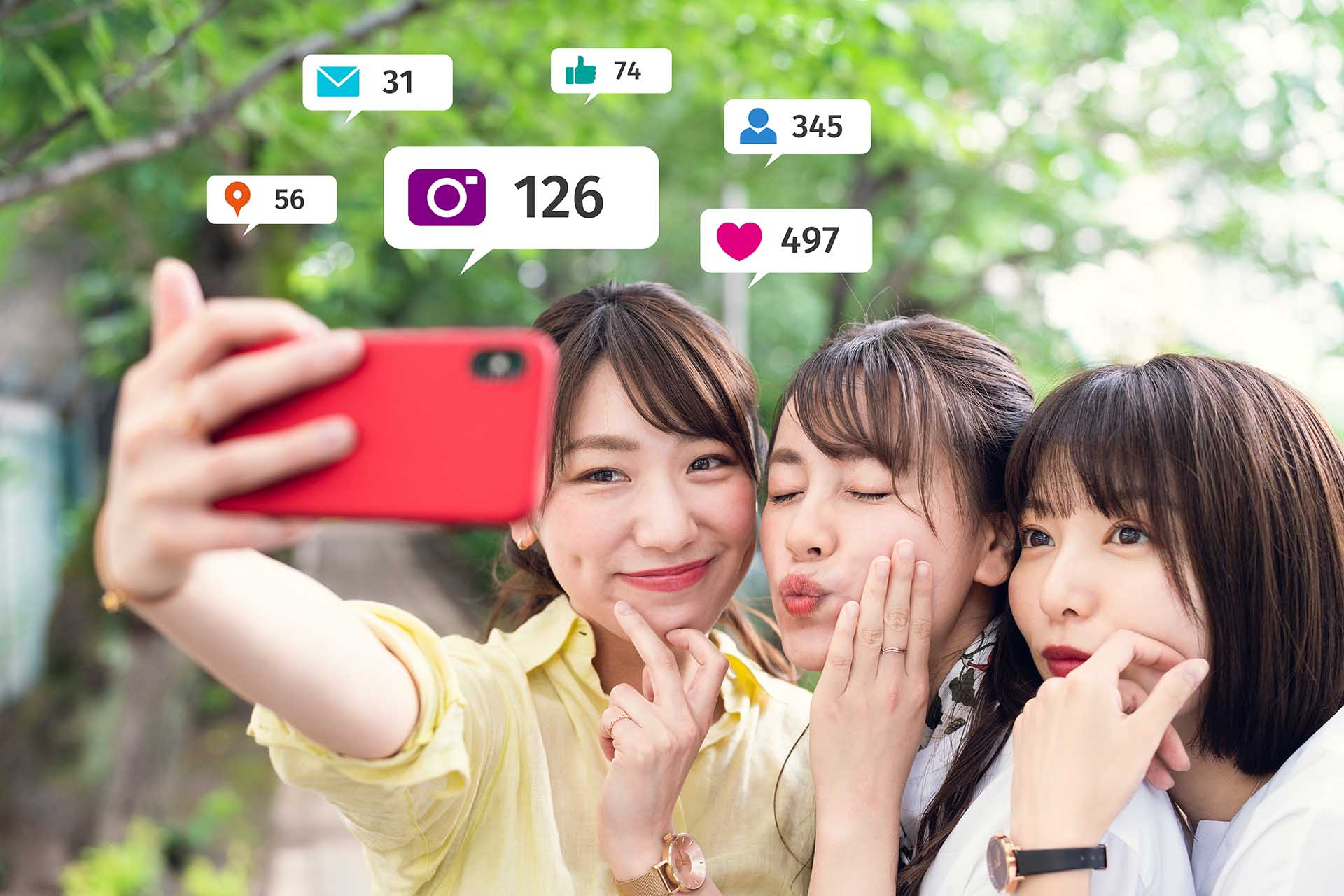 YouTube, Instagram, Twitter And Facebook Usage In Japan - Digital Marketing For Asia