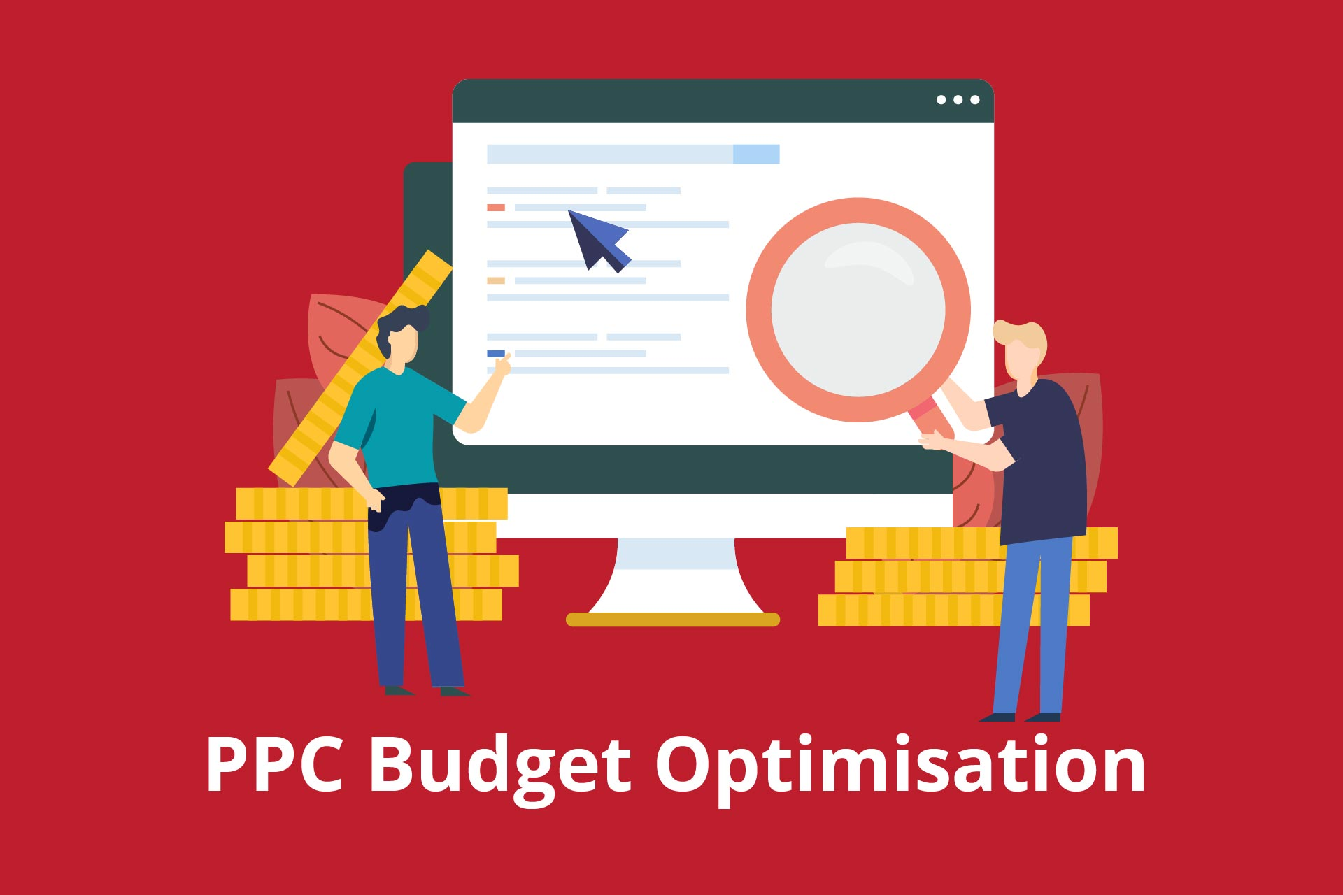 PPC Advertising Budget Optimisation - Digital Marketing For Asia