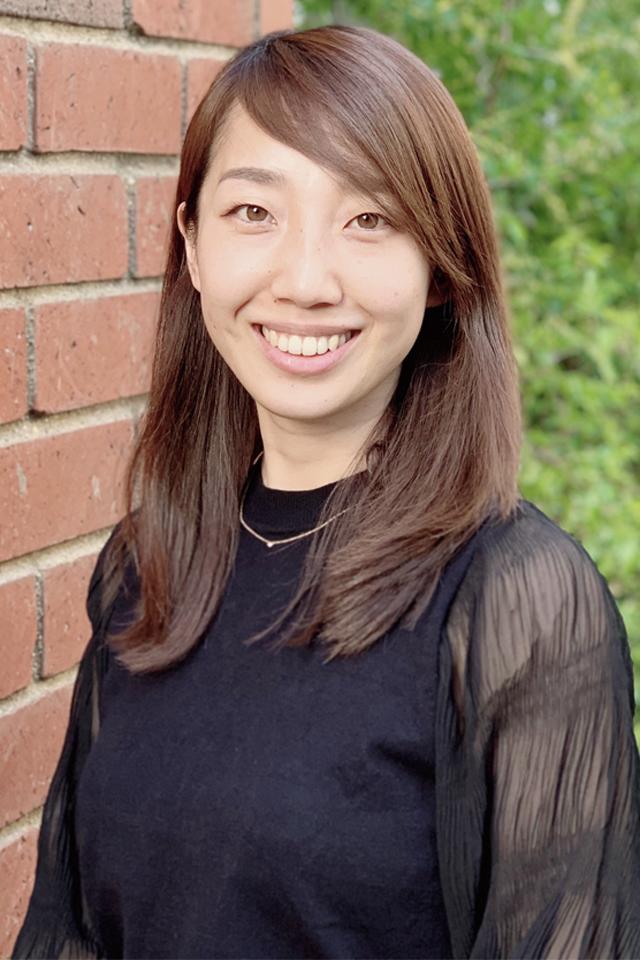 Ayumi Isobe - Marketing Manager