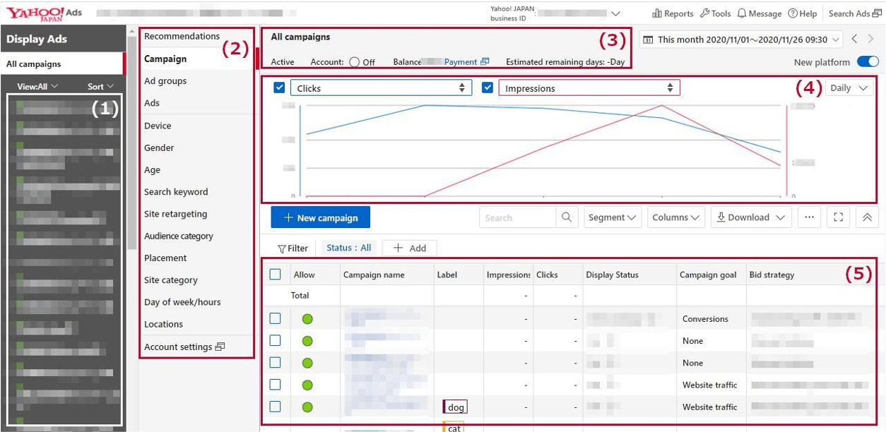 YJ_Display Ad Campaign Management Tool